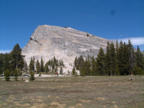 lembert dome tuolumne meadows